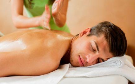 Шведский массаж предполагает использование рубящих движений