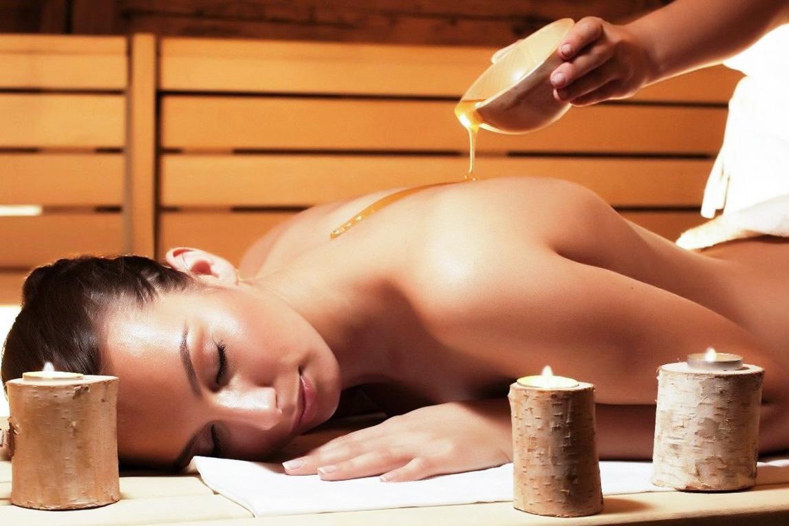 Старорусский и русский массаж, скраб в бане, массаж в спб