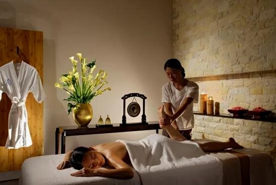 Восточный массаж лечит не только тело, но и душу