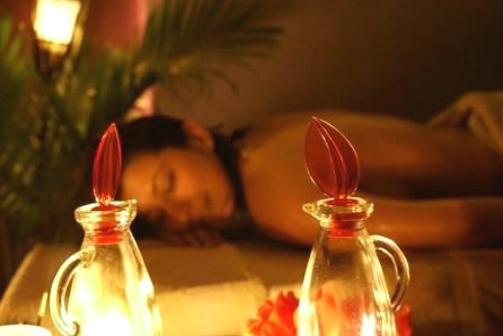 Восточный массаж подарит расслабление и устранит стресс