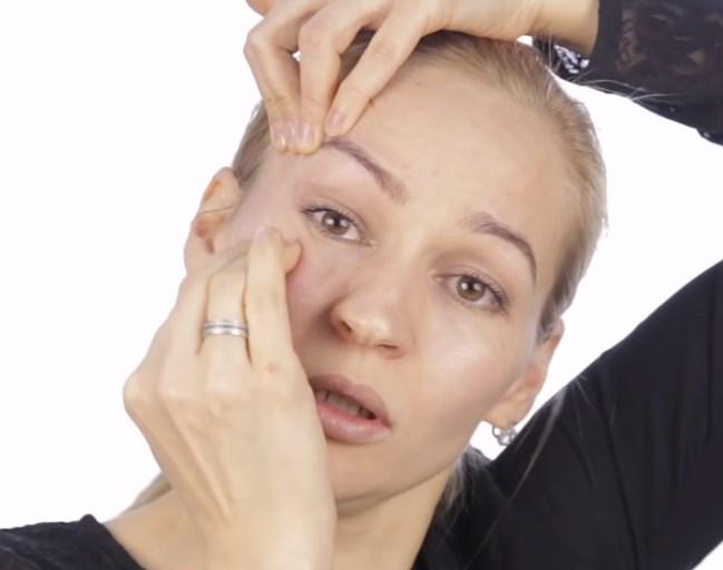 миофасциальный массаж лица в домашних условиях